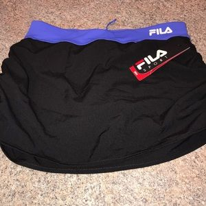 Fila Sport Skort -Size  extra small